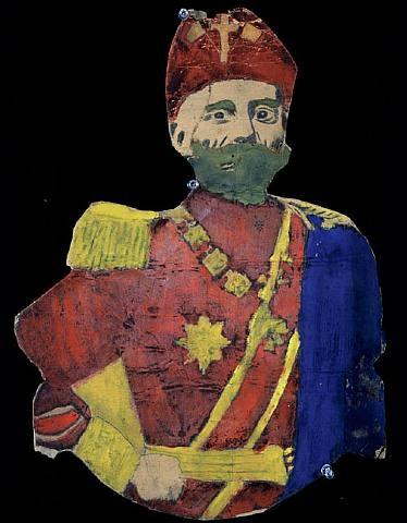 הנרי דארג'ר, הגנרל צאר