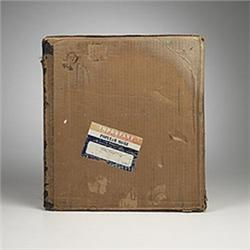 """נתן לרנר, הקופסא של """"כסא בקופסא"""" עבור Popular Home, 1947"""