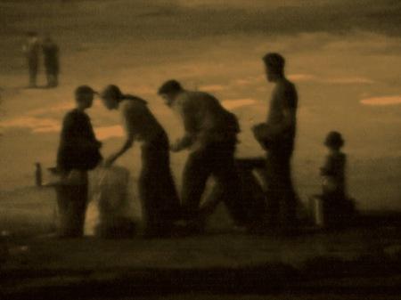 """ליאורה לאור, לא כותרת, מס. 13 בסדרה """"צלם אור"""", 2003. מהאתר של האמנית."""