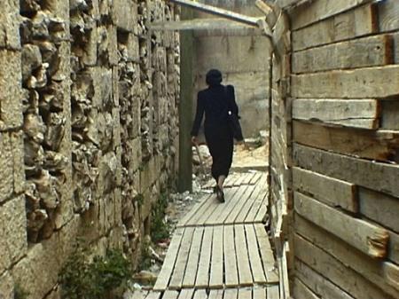 ליאורה לאור, ללא כותרת, מס. 137 בסדרה Wanderland, 2001-3.  מהאתר של האמנית