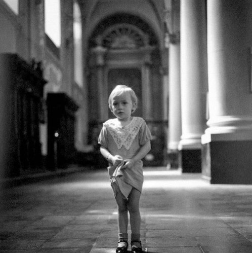 Keith Carter, רייצ'ל, 1985.  Etherton Gallery, Tucson, Arizona