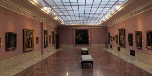 "Rembrandt van Rijn, המן מבקש על חייו, 1635-6, כיסוי סופי בשנות ה-1660 ע""י מתלמד או שוליה בסטודיו של האמן, שמן על בד,  Muzeul Naţional de Arta al României, Bucharest"
