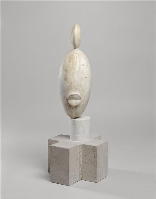 constantin-brancusi-blond-negress-ii-1933-national-museum-of-modern-art-georges-pompidou-center-paris
