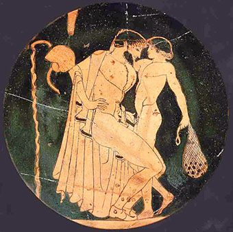 Brygos Painter (fl. c. 480s - 470s BCE), Ashmolean Museum, Oxford