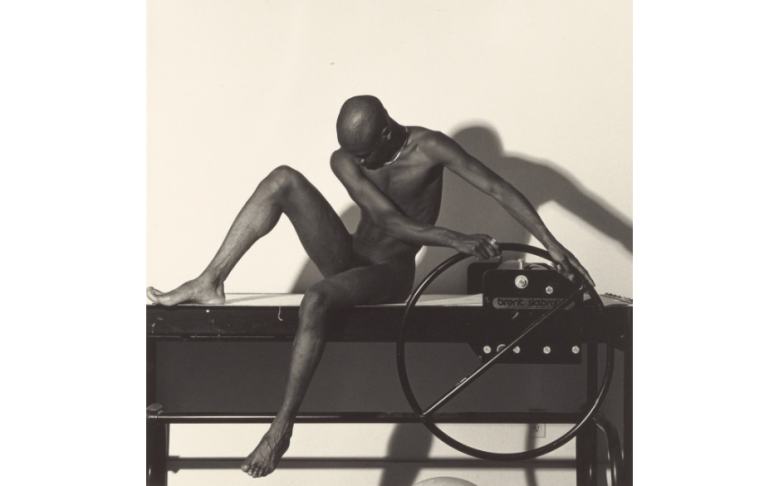 Robert Mapplethorpe, Bruce Thompson, San Francisco, 1980. The Getty Museum, LA