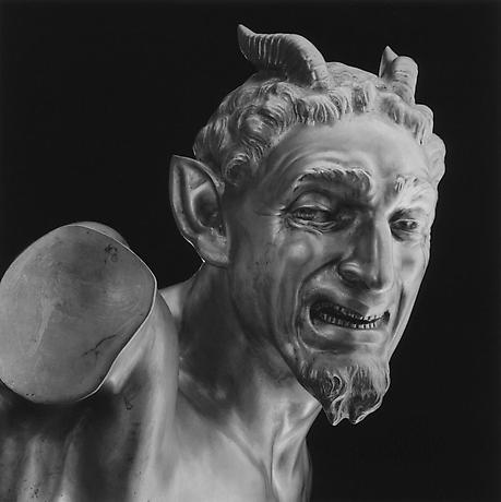 Robert Mapplethorpe, Italian Devil, 1988. The Robert Mapplethorpe Foundation, New York