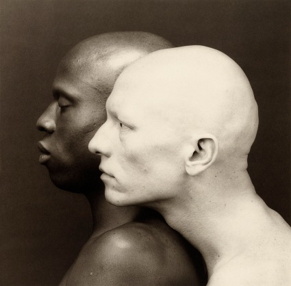Robert Mapplethorpe, Ken Moody and Robert Sherman, 1984. The Robert Mapplethorpe Foundation, New York