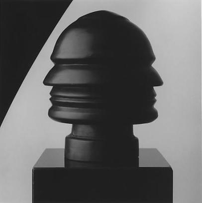 Robert Mapplethorpe, Mussolini Sculpture, 1988. The Robert Mapplethorpe Foundation, New York