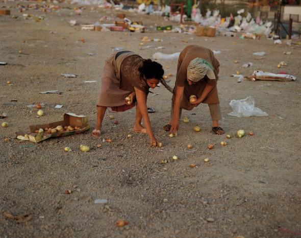 עדי נס, ללא כותרת (רות ונעמי), 2006